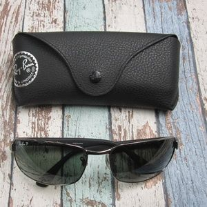 Ray Ban RB 3478 004/58 Unisex Sunglasses/OLZ409